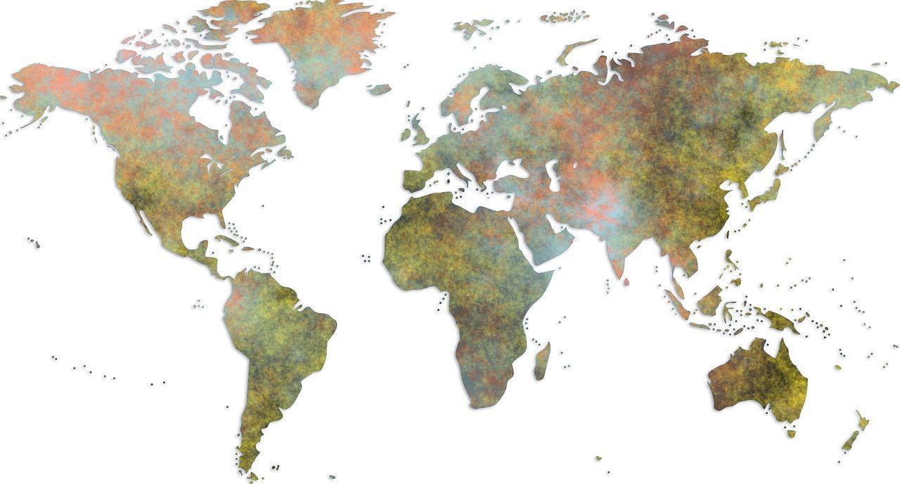 world map 1958129 1280 - Гражданство за инвестиции: страны 2018-2019