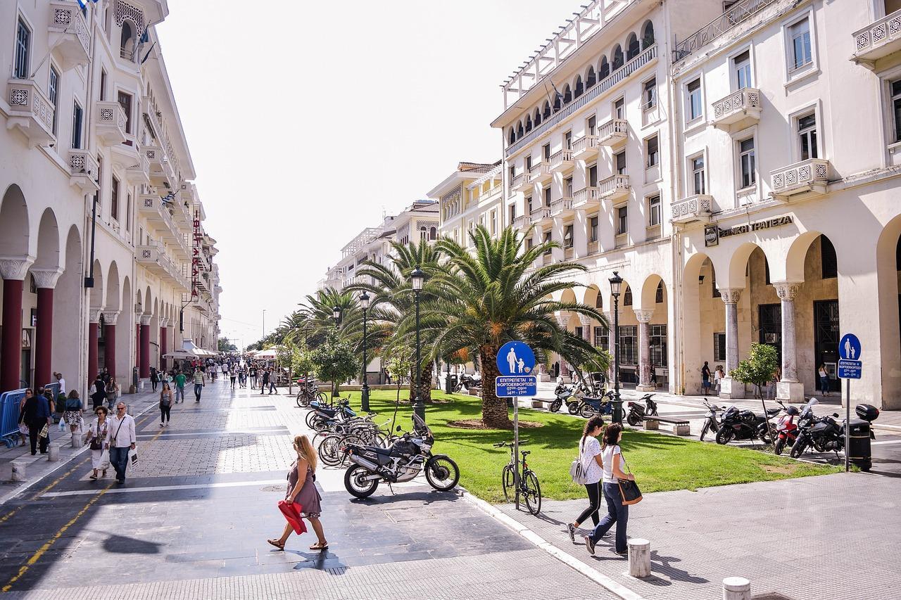 Открытие счета в банке Греции