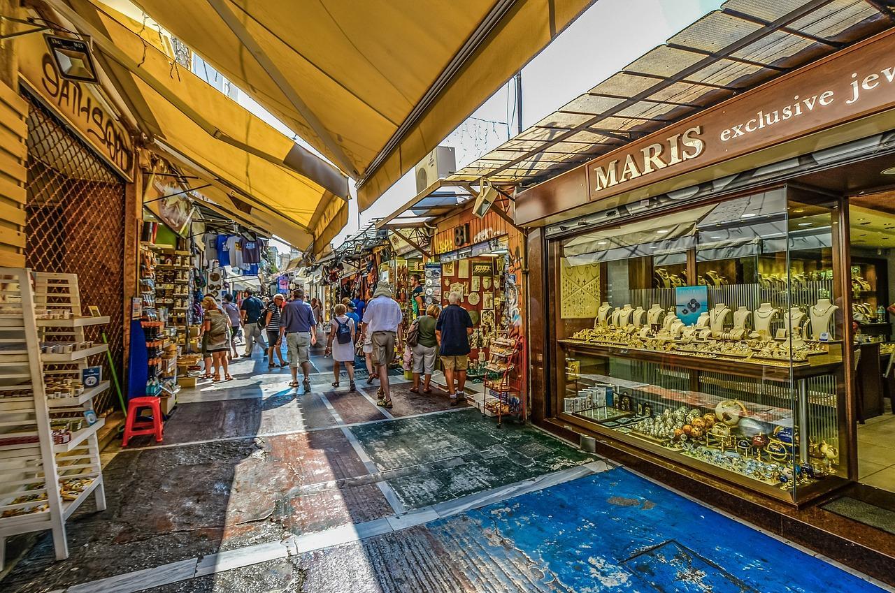Стоимость жизни в Греции