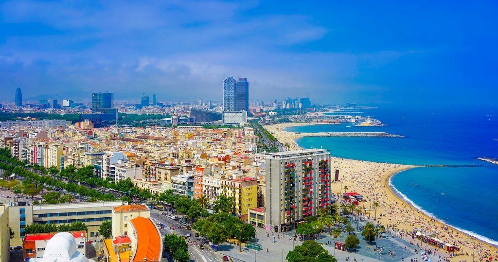 barcelona 1892487 1280 1024x539 - Как открыть компанию в Испании. Регистрация фирмы в Испании