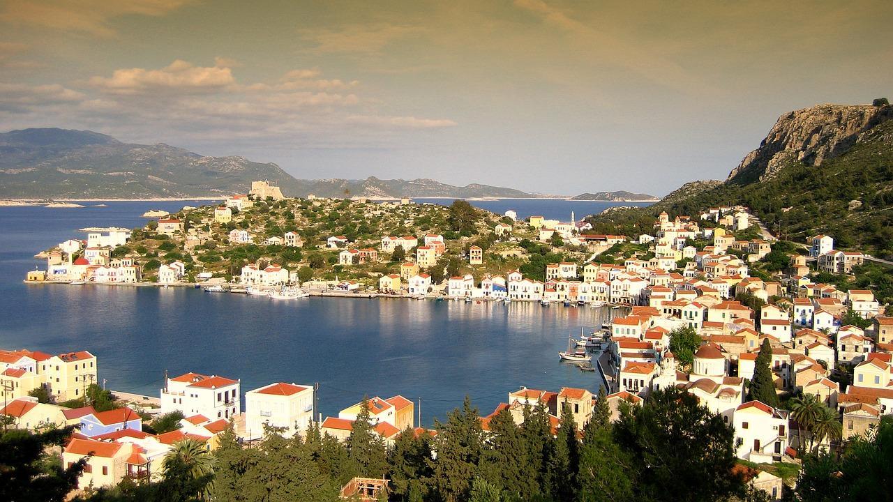 Налоги на недвижимость в Греции