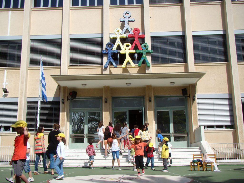Athens JCS Playground 1024x768 - Частные школы Греции 2019