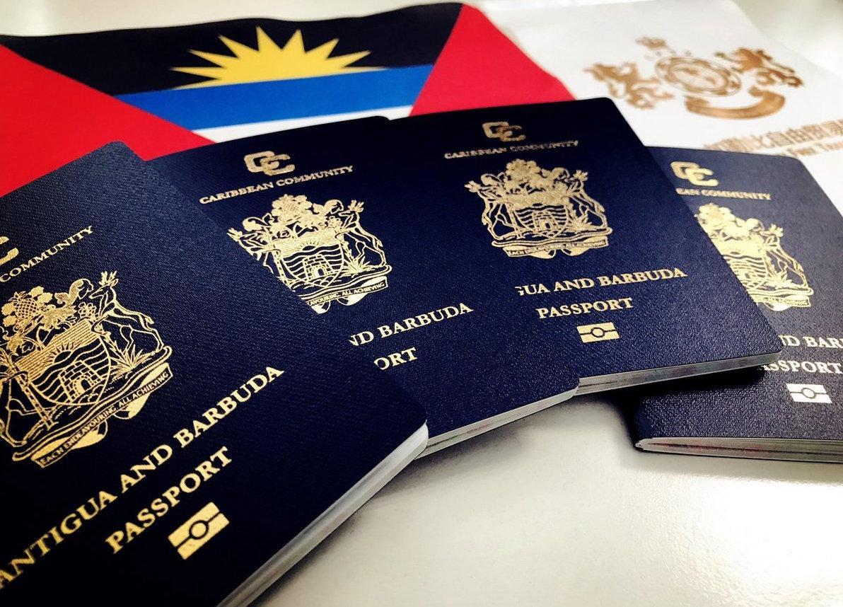 Антигуа и Барбуда: безвизовые страны по паспорту