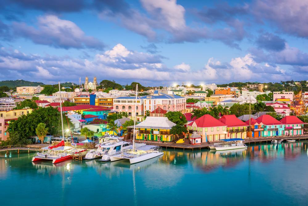 Налоги на Антигуа и Барбуде