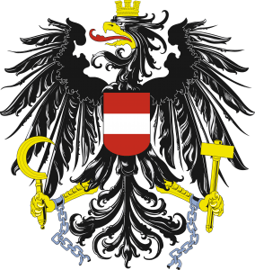 austria bundesadler abali.ru  284x300 - Австрия