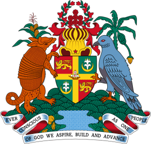 coat of arms of grenada 300x287 - Гренада