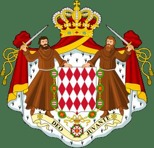 coat of arms of monaco 300x288 - ВНЖ Монако