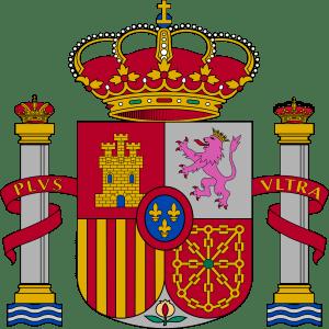 escudo de espa a mazonado 300x300 - ВНЖ Испании